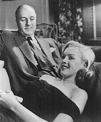 With Monroe in Asphalt Jungle