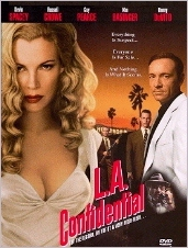 L.A. Confidential DVD